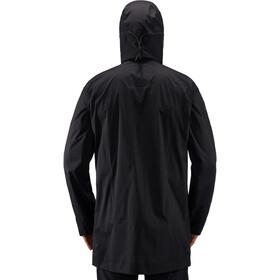 Haglöfs Nusnäs 3L Jacket Herr true black